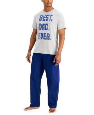 Men's Best Dad Pajama Set