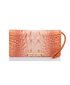 Ombre Melbourne Leather AnnMarie Wallet