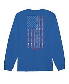 Men's Eaton Long Sleeve T-shirt