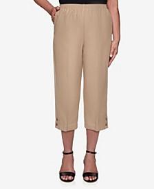 Plus Size Classics S1 Capri Pant