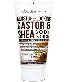 Castor Shea Dry Eczema Prone Skin Body Lotion, 6 Fl Oz
