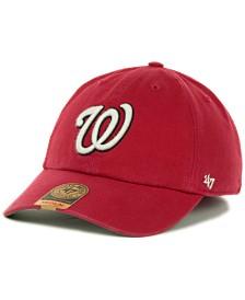 '47 Brand Washington Nationals Franchise Cap