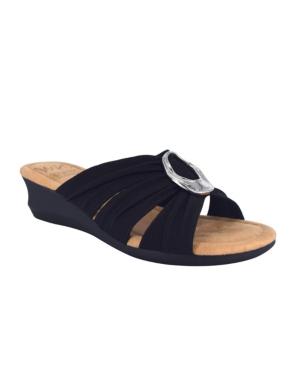 GeneenWedge Sandal Slides Women's Shoes