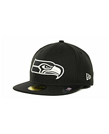 Seattle Seahawks 59FIFTY Cap