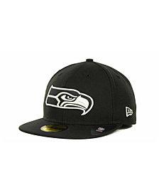 New Era Seattle Seahawks 59FIFTY Cap