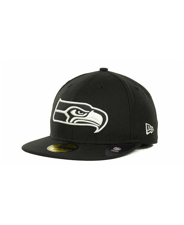 New Era Seattle Seahawks 59FIFTY Cap