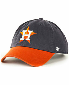'47 Brand Houston Astros Clean Up Hat