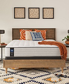 "Posturepedic Summer Rose 12"" Medium Mattress- Twin"