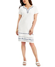 Moira Embroidered Dress, Created for Macy's
