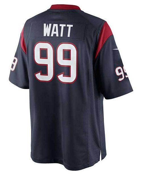 Nike Men's JJ Watt Houston Texans Limited Jersey