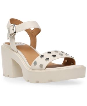Lorine Studded Lug Sole Sandals Women's Shoes