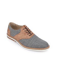 Men's Jimmie Saddle Oxford Shoes