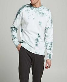 Men's Tie-Dye Crewneck Sweatshirt