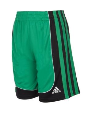 Adidas Originals ADIDAS BIG BOYS AEROREADY BASKETBALL CREATOR SHORTS