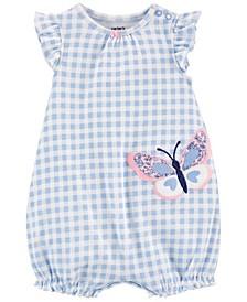 Baby Girls Butterfly Romper