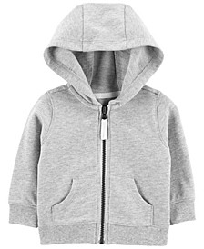 Baby Boys and Girls Zip-Up Hoodie