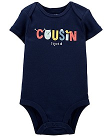 Baby Boy Cousin Original Bodysuit