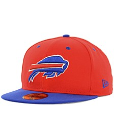 Buffalo Bills 2 Tone 59FIFTY Fitted Cap