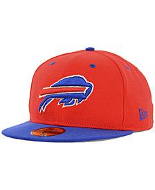 New Era Buffalo Bills 2 Tone 59FIFTY Fitted Cap
