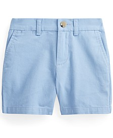 Ralph Lauren Baby Boys Stretch Chino Shorts