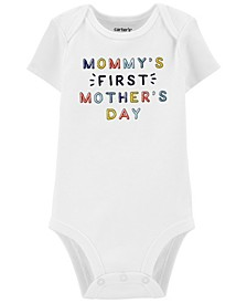 Baby Boys and Girls Mother's Day Original Bodysuit