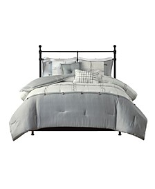 Maxwell Full/Queen Comforter, Set of 5