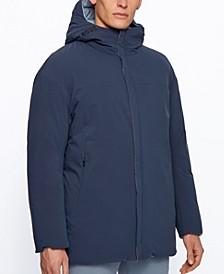 BOSS Men's J_Clove Oversized Down Jacket
