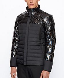 BOSS Men's J_Skadar Regular-Fit Hybrid Jacket