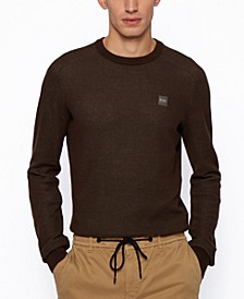 BOSS Men's Amador Regular-Fit Knitted Sweater