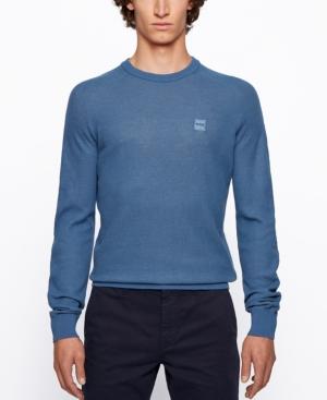 Hugo Boss Sweaters BOSS MEN'S AMADOR REGULAR-FIT KNITTED SWEATER