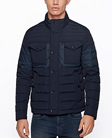 BOSS Men's Ovano Slim-Fit Jacket