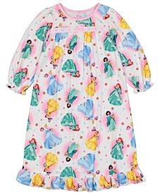 Disney Princess Granny Toddler Girl Nightgown