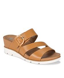 Laralee Wedge Sandal Slides