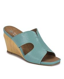 Yinifer Wedge Dress Sandal