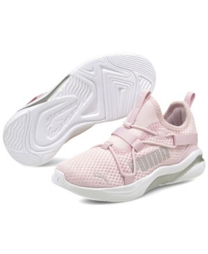 Puma Slip-ons LITTLE GIRLS RIFT SLIP-ON CASUAL SHOES FROM FINISH LINE
