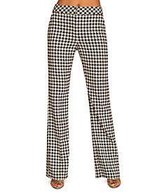 Willis Houndstooth Pants
