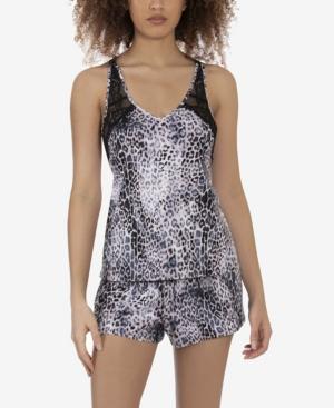 Women's New Snow Leopard Shorts