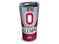 Ohio State Buckeyes Alumni Stainless Steel Tumbler, 20-oz.