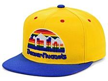 Denver Nuggets Hardwood Classic Reload Snapback Cap