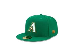 New Era ARIZONA DIAMONDBACKS KELLY GREEN COLOR UV 59FIFTY CAP