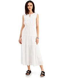 Woven Maxi Dress, Created for Macy's