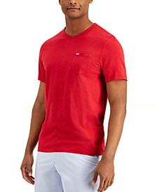Men's Pocket Slub Crewneck T-Shirt