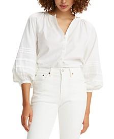 Women's Genevieve Peasant Shirt