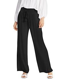 INC Petite Wide-Leg Pants, Created for Macy's