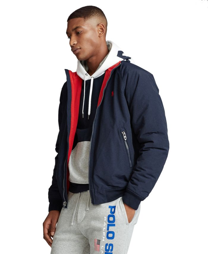 Polo Ralph Lauren Men's Big & Tall Vintage-Inspired Jacket & Reviews - Coats & Jackets - Men - Macy's