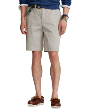 Polo Ralph Lauren Cottons MEN'S 10-INCH RELAXED FIT CHINO SHORTS