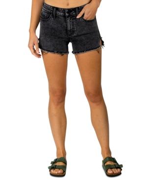 Juniors' Cutoff Denim Shorts