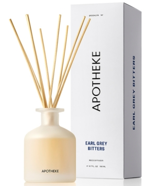 Earl Grey Bitters Reed Diffuser