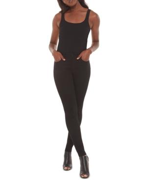 Alexa High-Rise Skinny Jeans