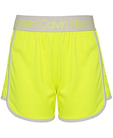 Big Girls Mesh Shorts